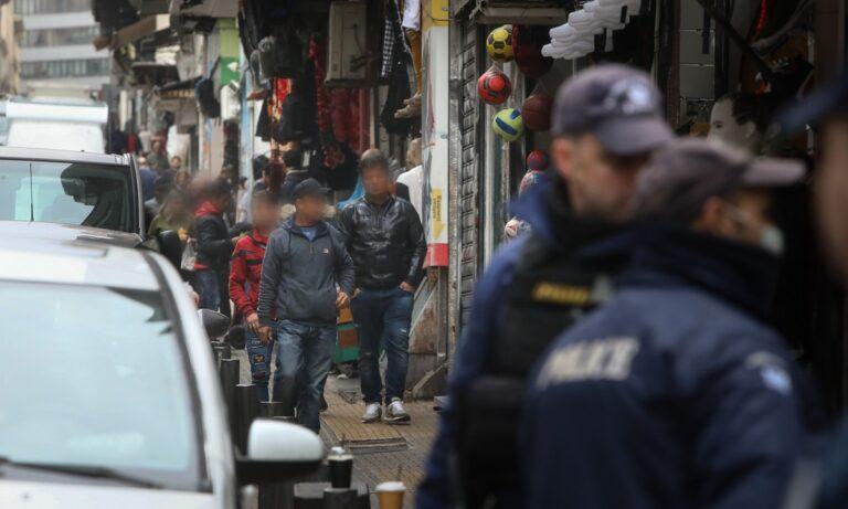 Αλλοδαποί από το κέντρο της Αθήνας τα μισά κρούσματα σε «Ευαγγελισμό» και «Σωτηρία»