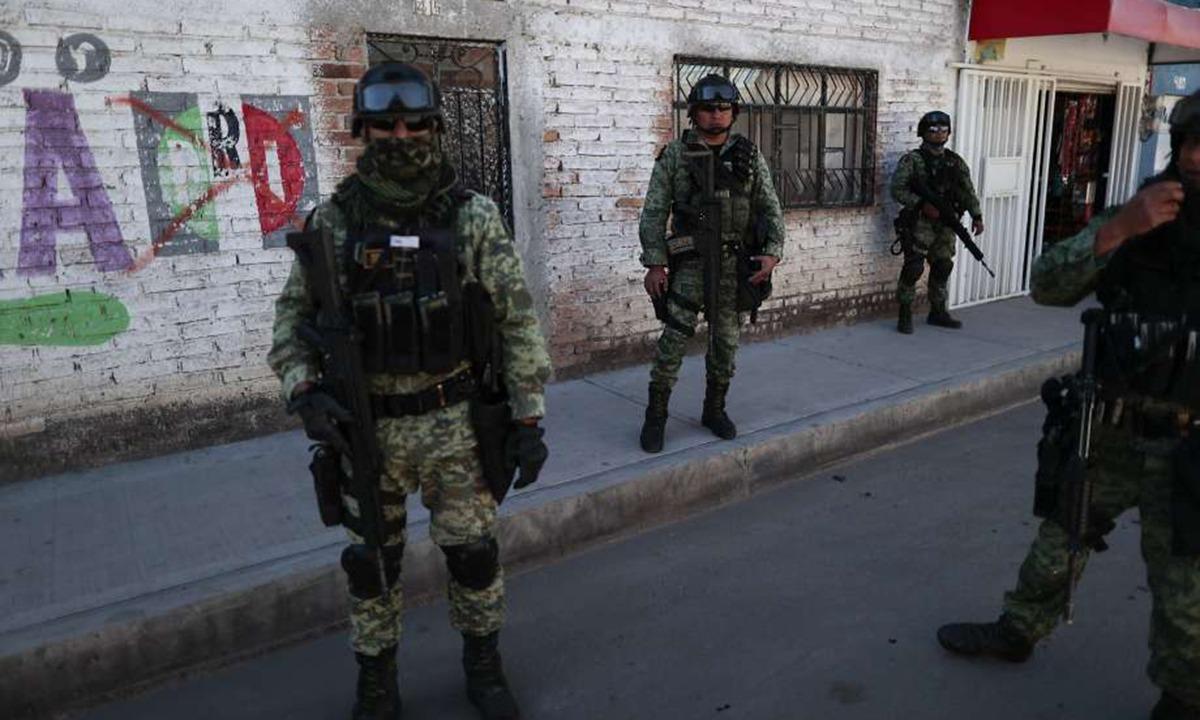 Μεξικό: Πυροβολισμοί σε μπαρ, σκοτώθηκαν 11 άνθρωποι!