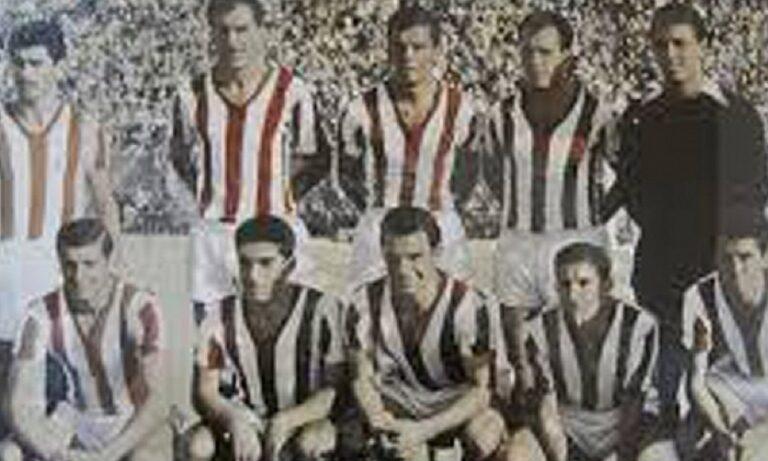 1959: Ολυμπιακός – Μίλαν 2-2: Η πρώτη ελληνική συμμετοχή στην Ευρωπαϊκά Κύπελλα (vid)