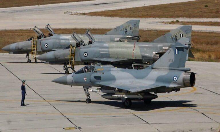 Mirage 2000: Βγαίνουν στο Αιγαίο-Τρέμουν οι Τούρκοι!  (vid)