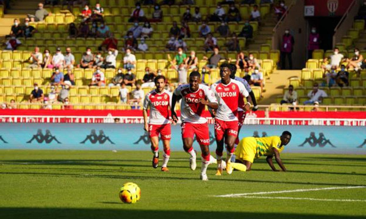 Ligue 1: Έπιασε κορυφή η Μονακό (vid)