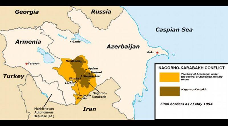 Ναγκόρνο – Καραμπάχ: Πακιστάν-Τουρκία εναντίον Αιγύπτου-Ρωσίας – Πάμε για γενικό πόλεμο;