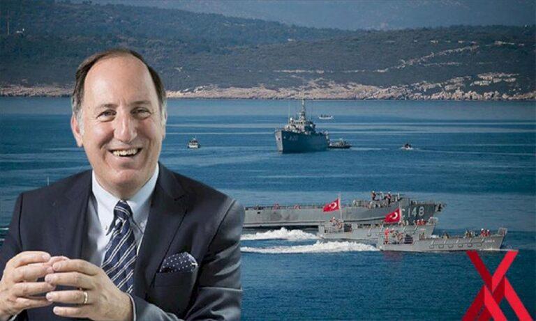 NAVTEΧ: Πανηγυρίζουν οι Τούρκοι για την άσκηση με τους Ρώσους