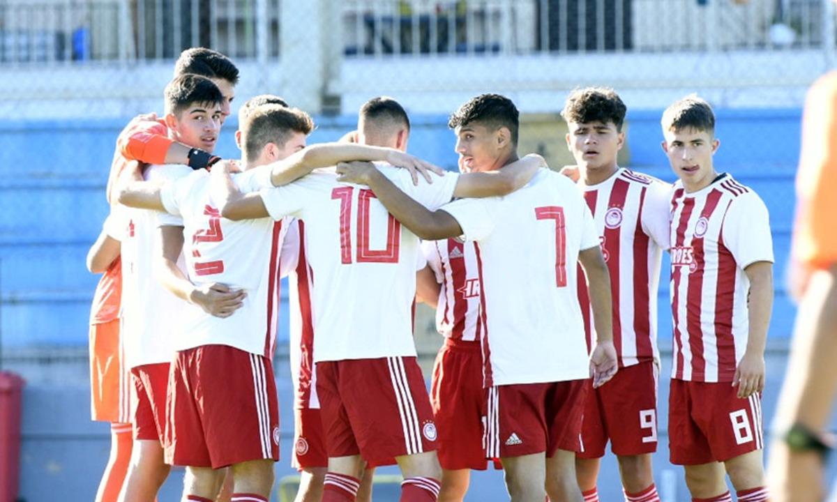 Ολυμπιακός: Επένδυση με 16χρονο από Αστέρα Τρίπολης. Προχώρησε στην απόκτηση του Αλέξη Καλογερόπουλου...