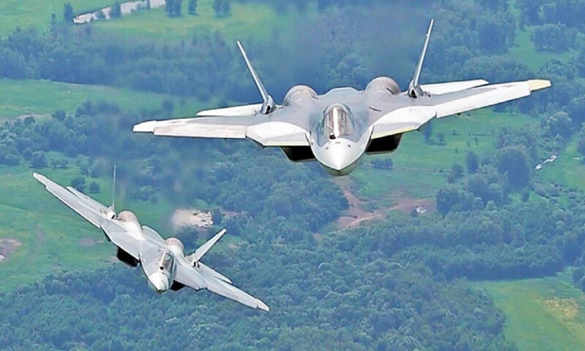 Tουρκία: Με τα ρωσικά Su-57 θέλει να απαντήσει στην Ελλάδα για τα F-35. Toυρκία: Οι εντάσεις μεταξύ της Αθήνας και της Άγκυρας με...