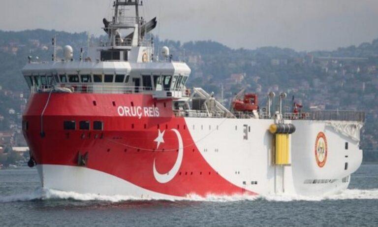 Oruc Reis: Θα γυρίσει στην Ανατολική Μεσόγειο λένε οι Τούρκοι
