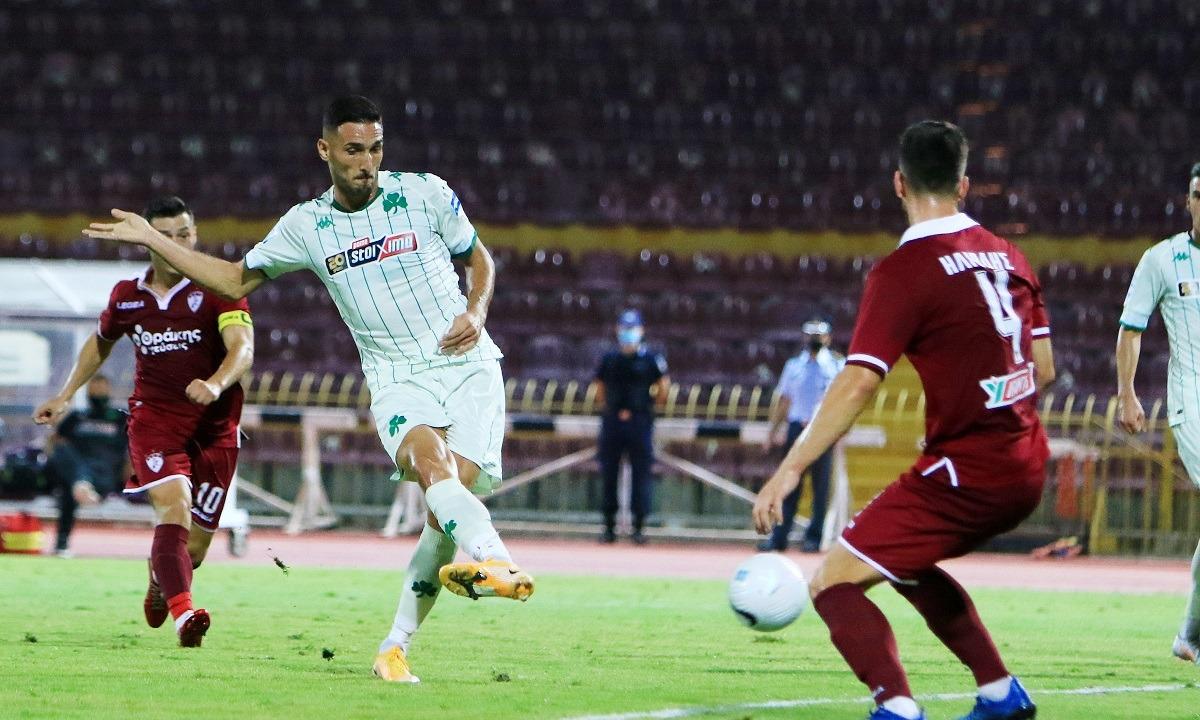 Βαθμολογία Super League 1: Πρώτος πόντος για Παναθηναϊκό και ΑΕΛ