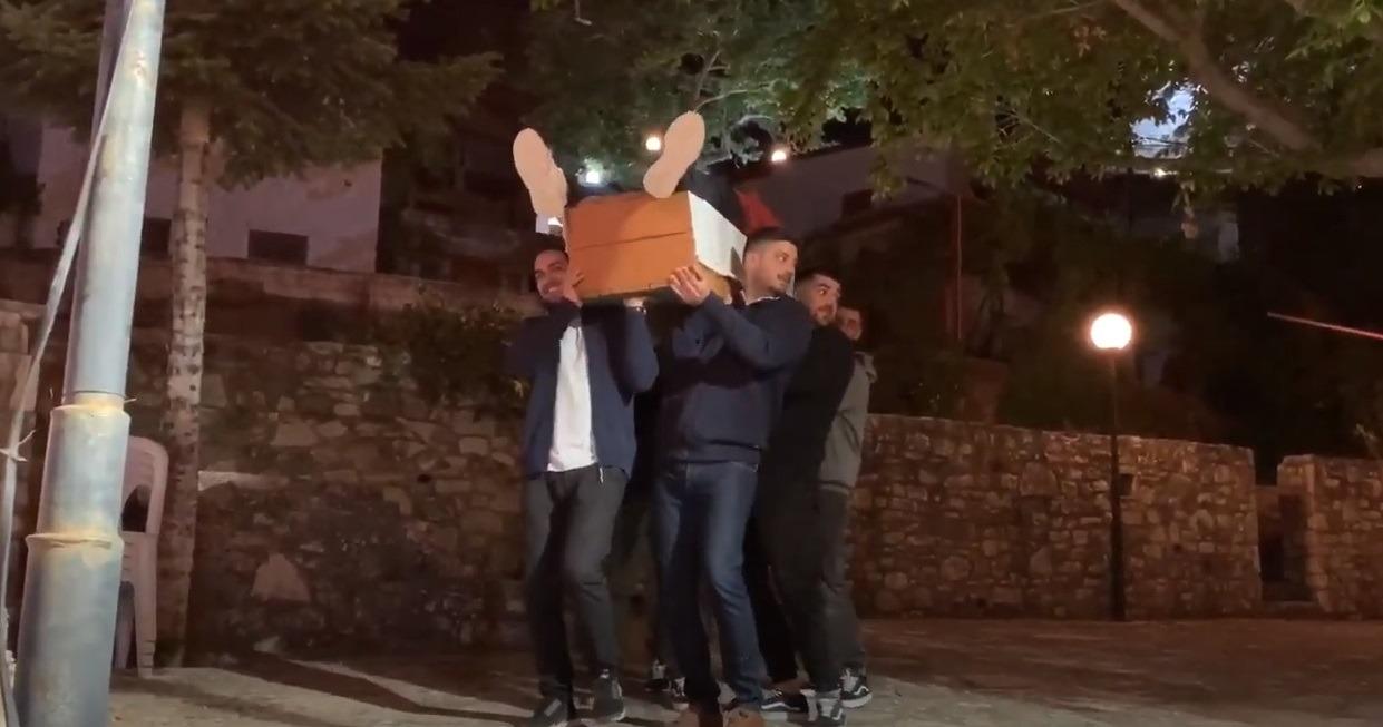 Αντί για πανηγύρι έκαναν… Coffin Dance
