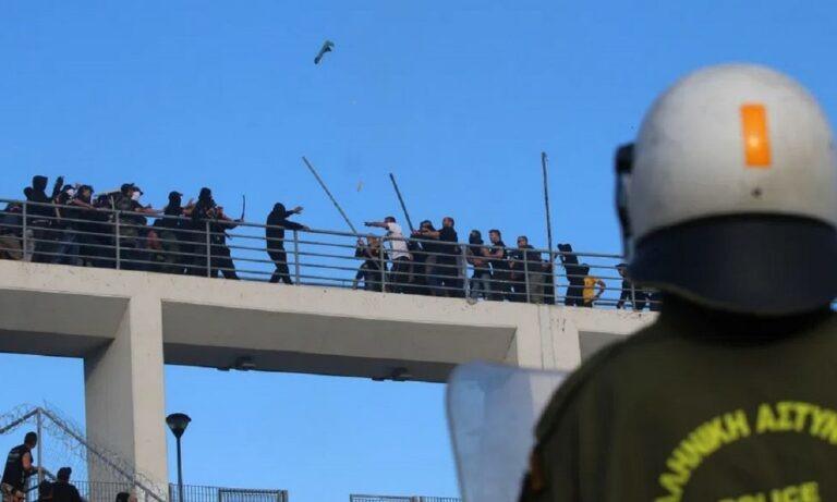 ΑΕΚ – Ολυμπιακός: Οργή αστυνομικών για τον τελικό Κυπέλλου στο Πανθεσσαλικό