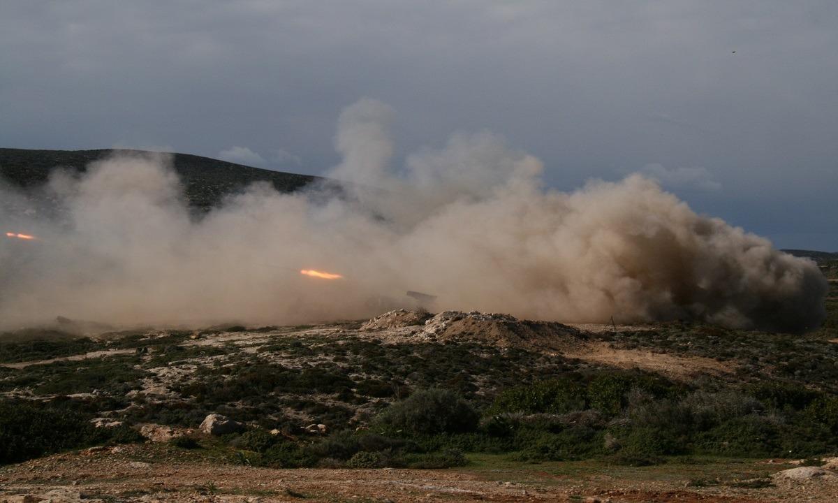 Ένοπλες Δυνάμεις: Διπλασιάζεται το βεληνεκές των ελληνικών Πολλαπλών Εκτοξευτών Πυραύλων. Ένοπλες Δυνάμεις: Διπλασιάζεται το βεληνεκές των ελληνικών Πολλαπλών Εκτοξευτών Πυραύλων,...