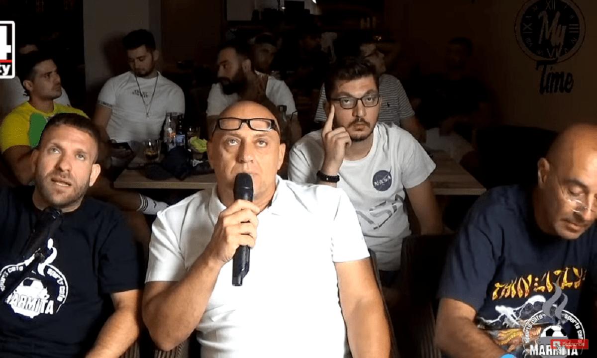 Ραπτόπουλος για τελικό ΑΕΚ-Ολυμπιακός: «Ραντζέλοβιτς και γκοοοολλλ!» (vid)