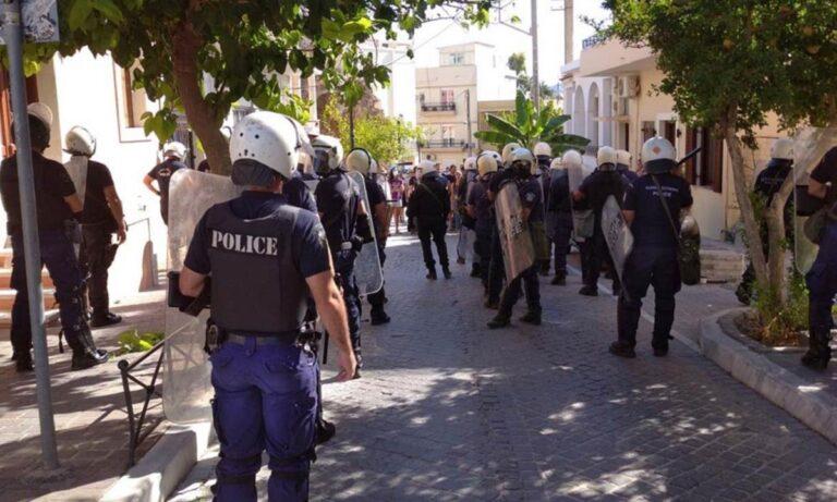 Κρήτη: Τέλος στην κατάληψη της «Ρόζα Νέρα» μετά από 16 χρόνια