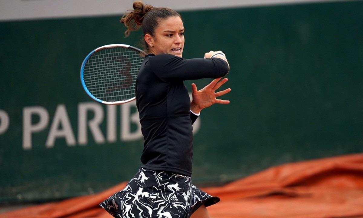 Σάκκαρη: «Φουριόζα» στον τρίτο γύρο του Roland Garros! (vid)