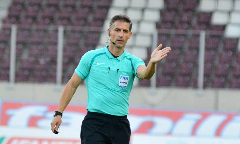 Champions League: «Σφυρίζει» το Μάλμε – Ζενίτ ο Σιδηρόπουλος