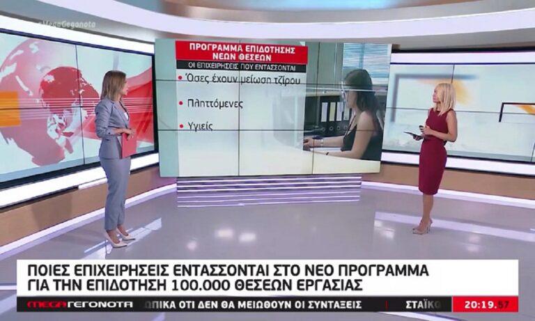 Πρόγραμμα επιδότησης 100.000 θέσεων εργασίας: Οι επιχειρήσεις που εντάσσονται