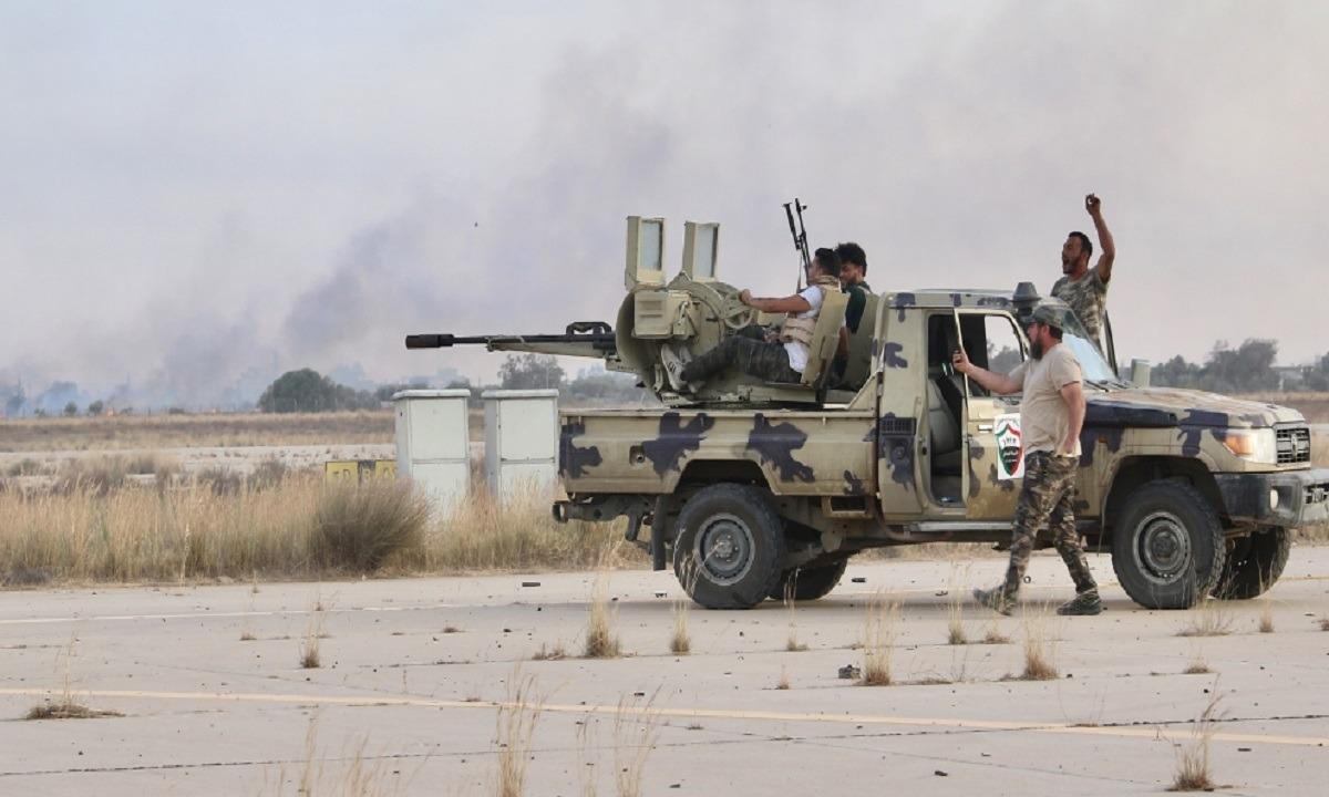 Τουρκία: Η Ρωσία στέλνει μισθοφόρους στη Λιβύη