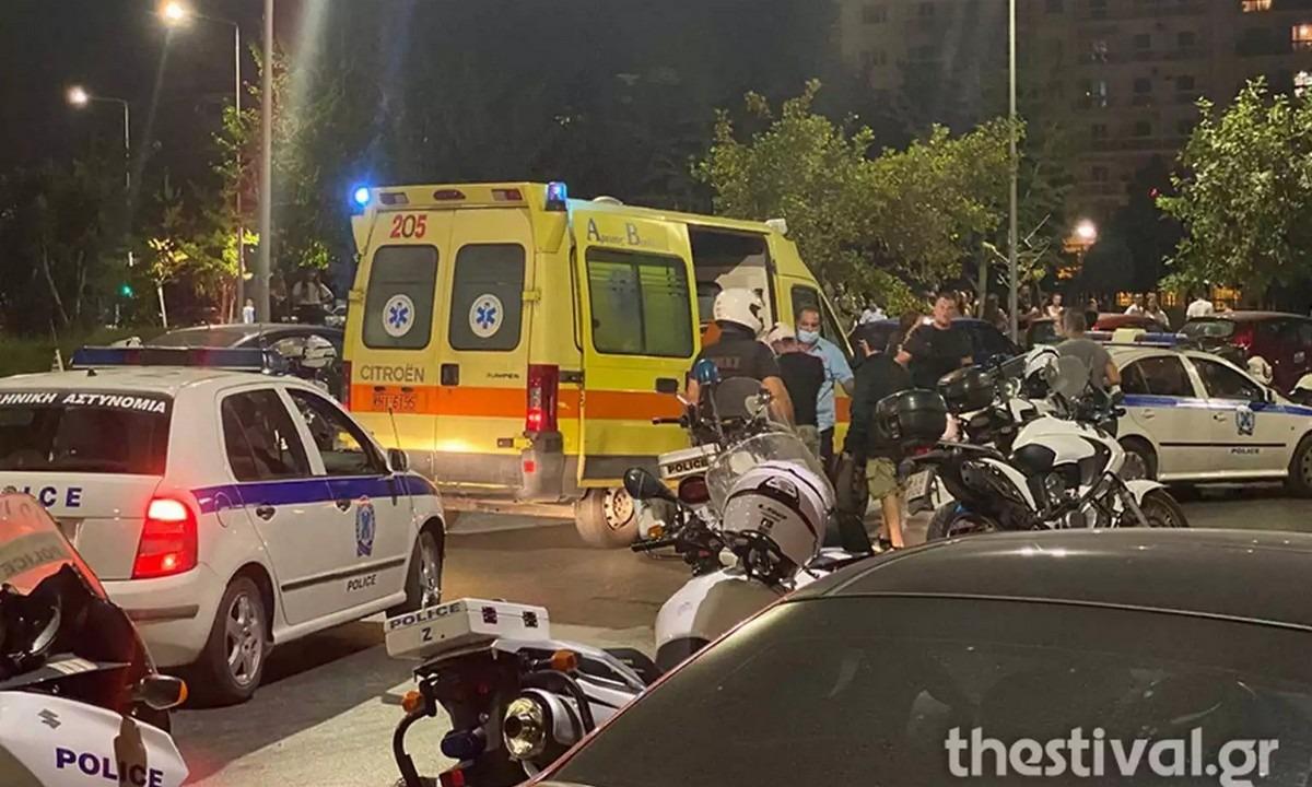 Θεσσαλονίκη: Επεισόδια, τραυματίες και 51 συλλήψεις – Συνθήματα στα μάρμαρα του Λευκού Πύργου (pics)