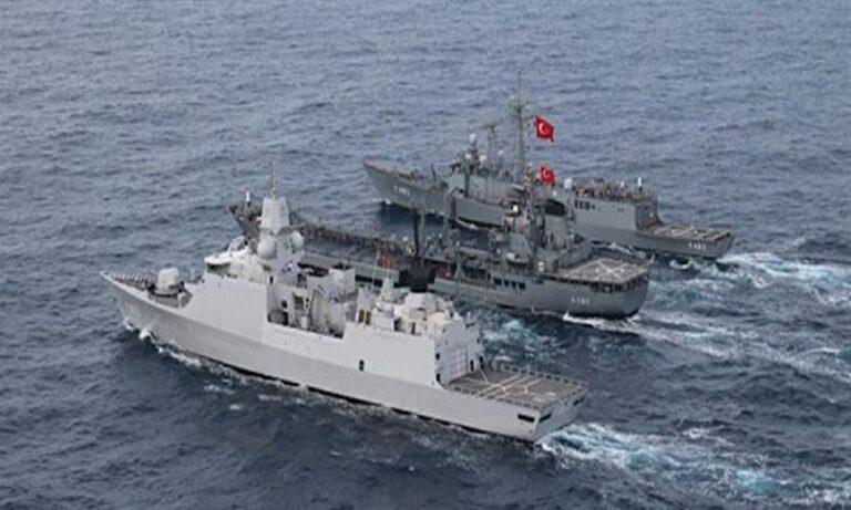 Τουρκική φρεγάτα έκανε ηλεκτρονικό πόλεμο και στόχευσε ελληνική