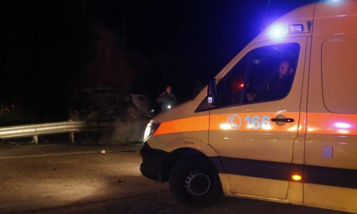 Καβάλα: Τροχαίο δυστύχημα με ένα νεκρό κοντά στο Σιδηροχώρι. Πολύ άσχημα νέα έρχονται από την Καβάλα, όπου αργά το...