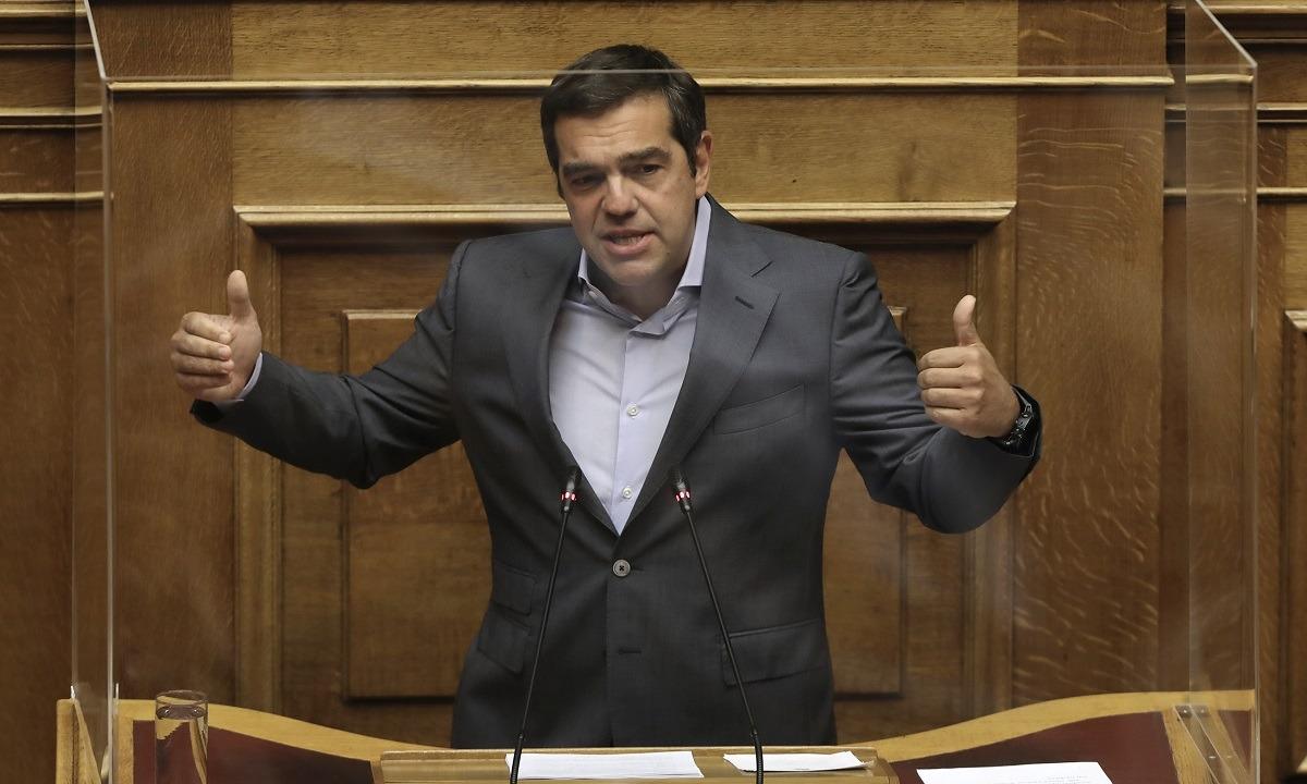 ΣΥΡΙΖΑ: Άλλαξε σήμα – Το παρουσίασε ο Τσίπρας (vid). Ο ΣΥΡΙΖΑ άλλαξε σήμα και την παρουσίαση ανέλαβε ο αρχηγός...