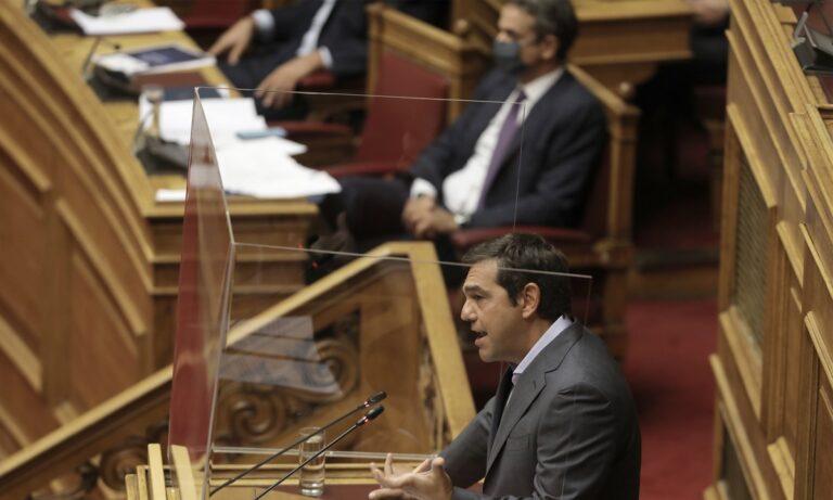 ΣΥΡΙΖΑ-Ηλιόπουλος: Στο όριο απώλειας ελέγχου η κυβέρνηση Μητσοτάκη