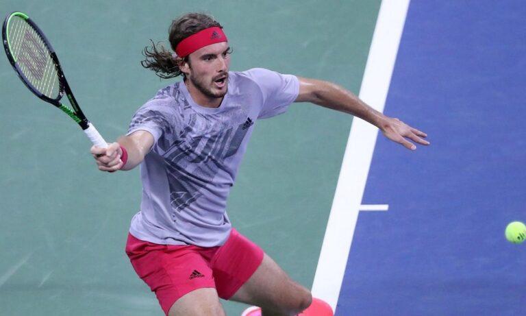 US Open: «Αυτόχειρας» Στέφανος Τσιτσιπάς! (vid)