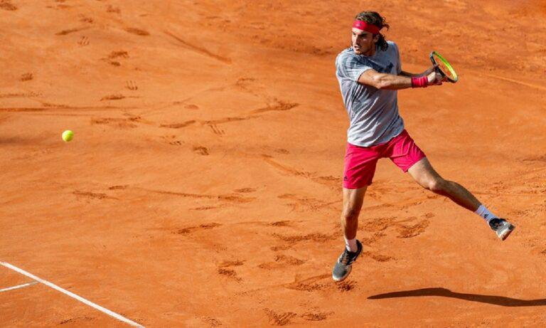 Στέφανος Τσιτσιπάς: Αρχίζει η προσπάθεια του Έλληνα τενίστα στο Roland Garros