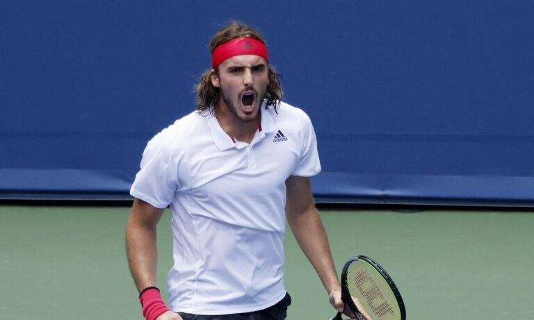 Roland Garros: Έτοιμος για την πρόκριση στους «16» ο Τσιτσιπάς