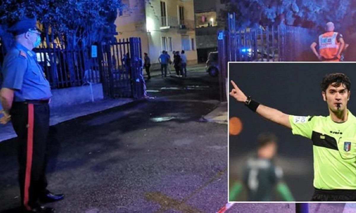 Δολοφονία Ιταλού διαιτητή: Οι μαχαιριές «μαρτυρούν» έγκλημα πάθους