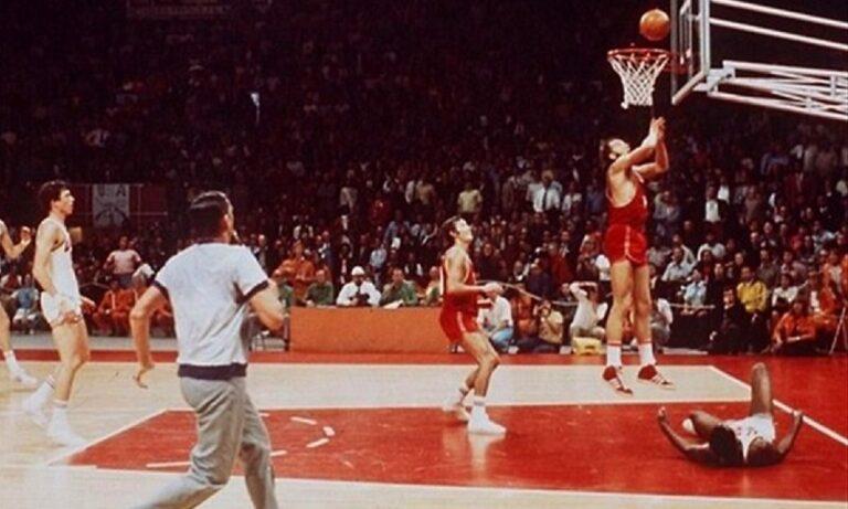 ΕΣΣΔ-ΗΠΑ 51-50: Οι Αμερικανοί χάνουν για πρώτη φορά τον Ολυμπιακό τίτλο (vid)