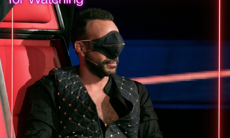 The Voice: Πρώτο στην τηλεθέαση της Κυριακής