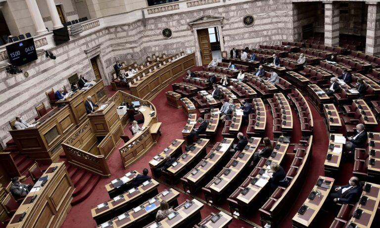 Βουλή: Υπερψηφίστηκε ο προϋπολογισμός – Πώς ψήφισαν τα κόμματα