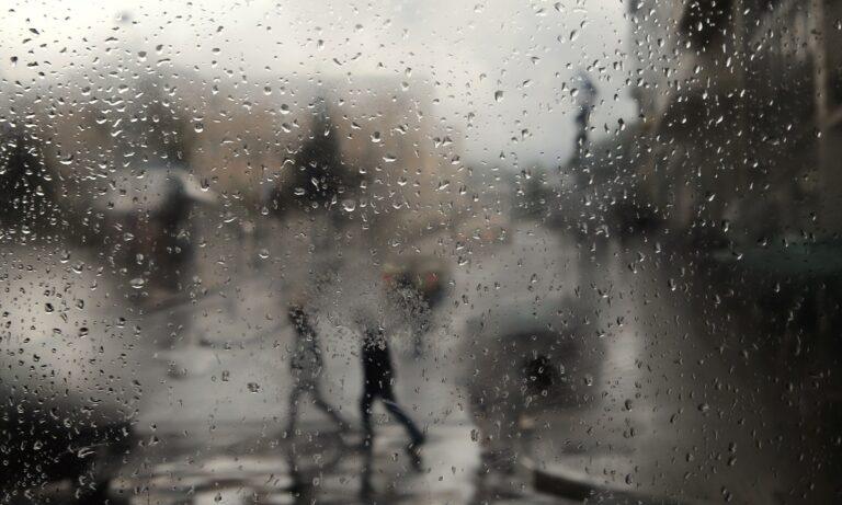 Καιρός 18/9: Ισχυρές βροχές και καταιγίδες