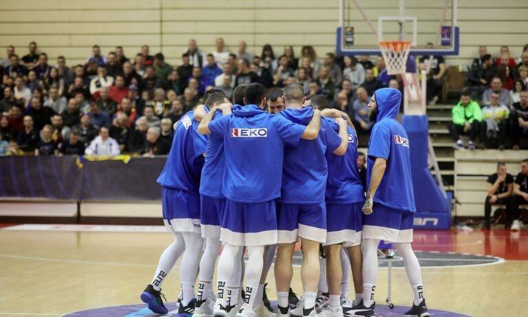 Εθνική ομάδα: Στο Σεράγεβο οι άνδρες, στο Ηράκλειο οι γυναίκες