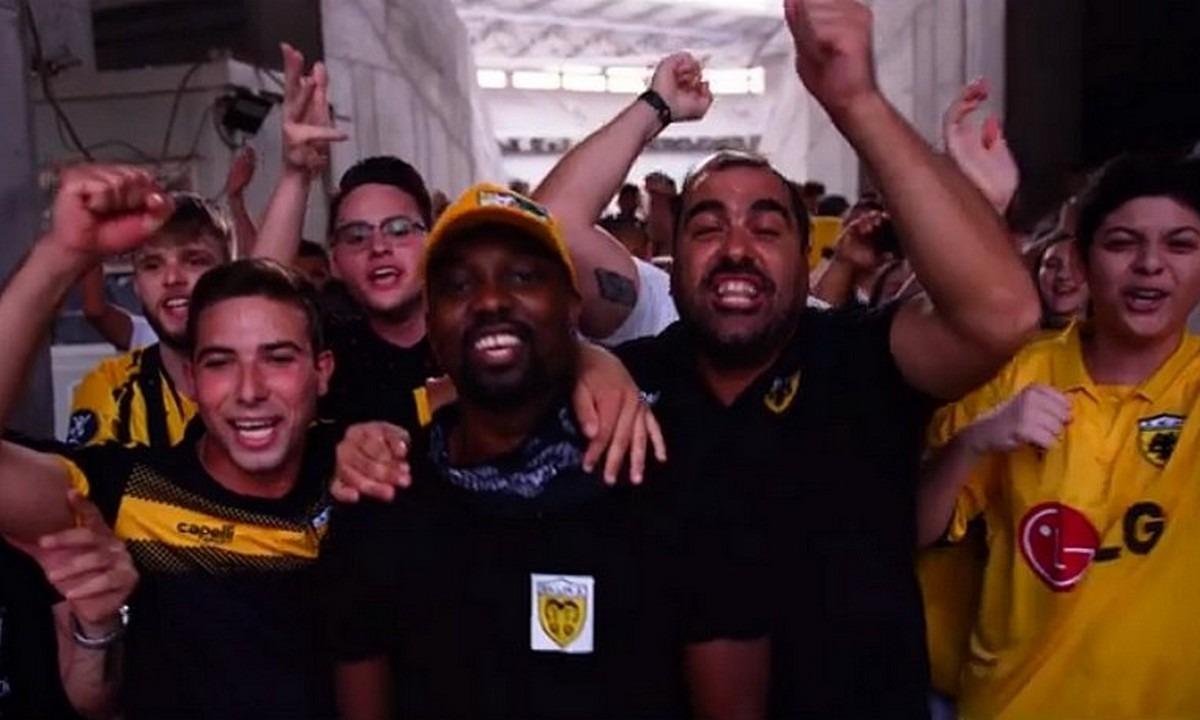 Ενσαλίβα: ΕΠΟΣ το video clip για το «Έλα στο Γήπεδο» με παραλίγο σύλληψη!