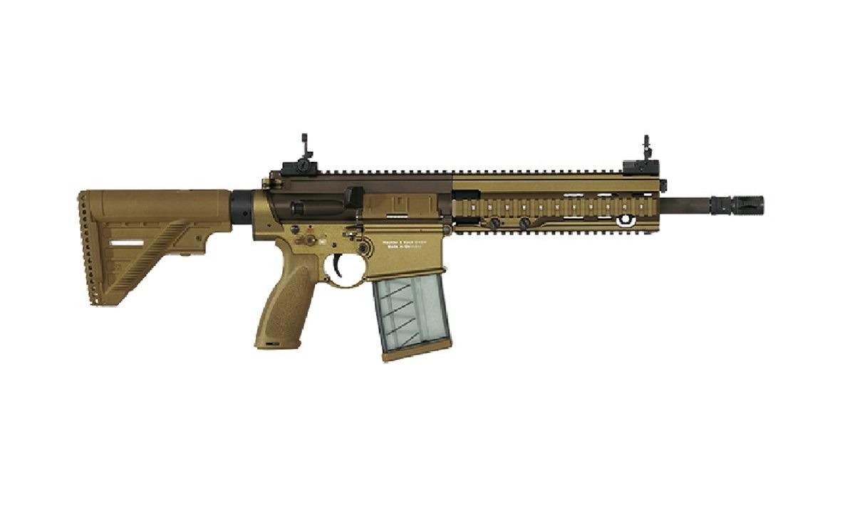 Ένοπλες Δυνάμεις: Το γερμανικό HK416 το νέο εθνικό τυφέκιο;