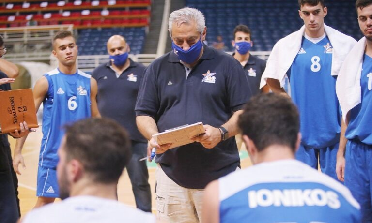 Basket League: Κανονικά όπως αναμενόταν και ο Ιωνικός