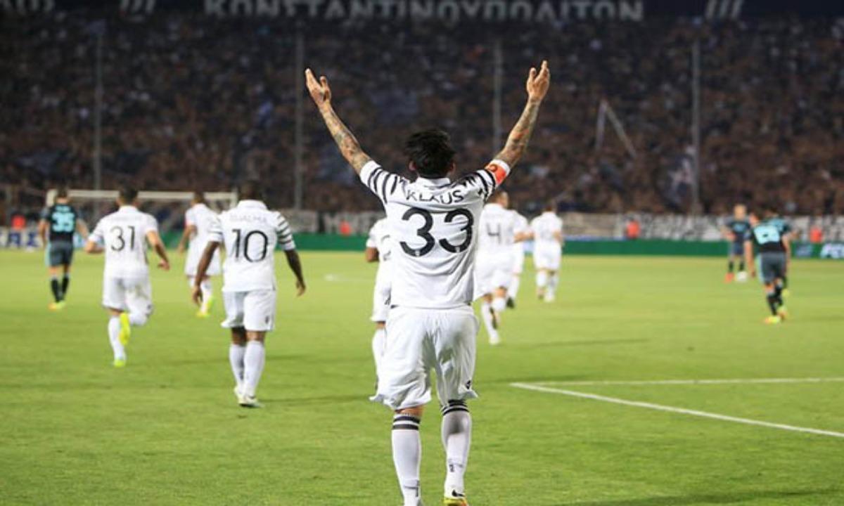Αθανασιάδης: «Με στιγμάτισε το ματς με τον Άγιαξ – Έκανα λάθη σαν παιδί»