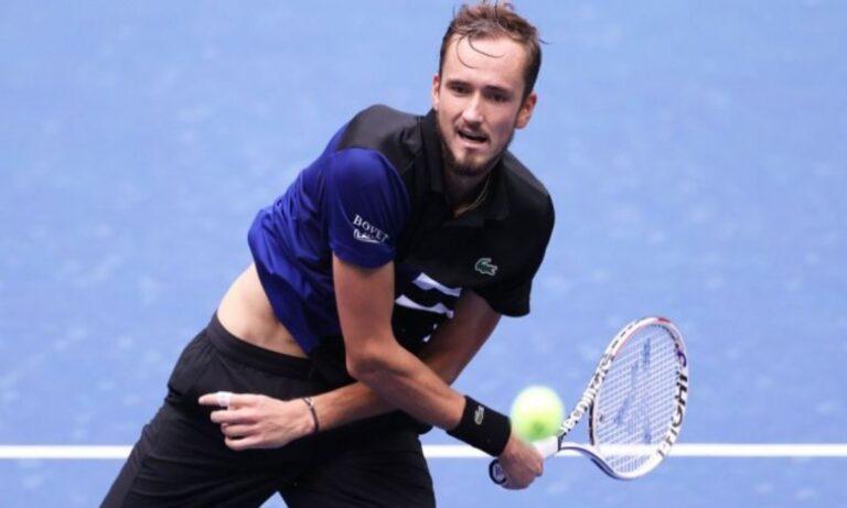 Vienna Open: Επιτέλους νίκησε ο Μεντβέντεφ!
