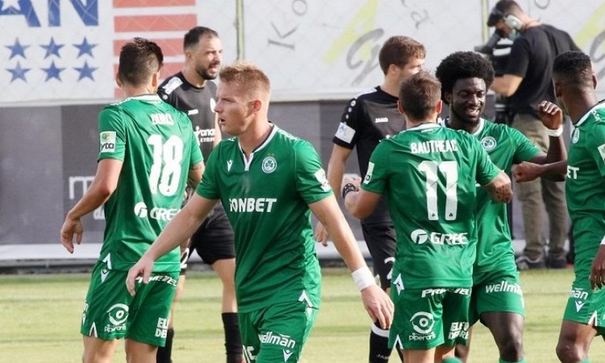 Ομόνοια: Η αντίπαλος του ΠΑΟΚ στην κορυφή του κυπριακού πρωταθλήματος (vid)