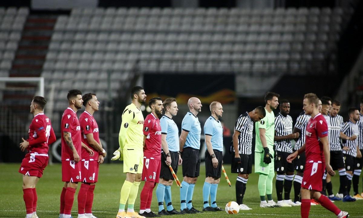 Europa League: Με παιχνίδια… πρόκληση συνεχίζουν ΠΑΟΚ και ΑΕΚ