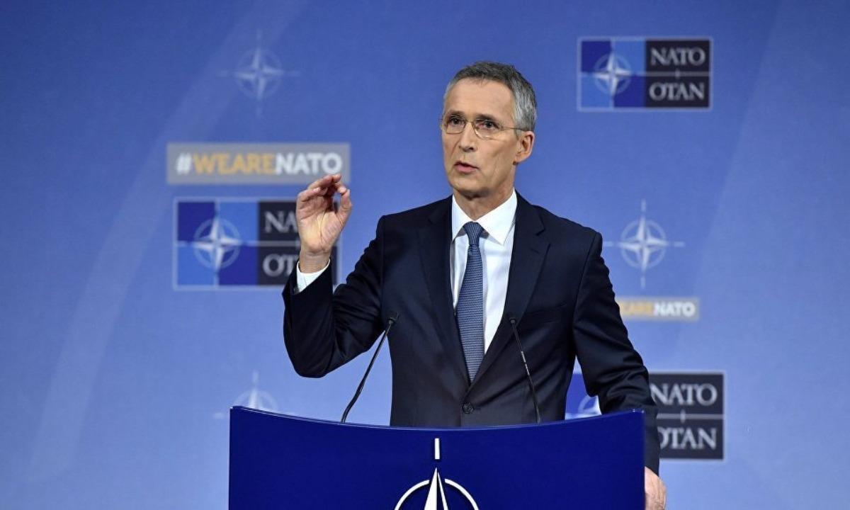 Στόλτενμπεργκ: Ελλάδα και Τουρκία ακυρώνουν τις στρατιωτικές ασκήσεις