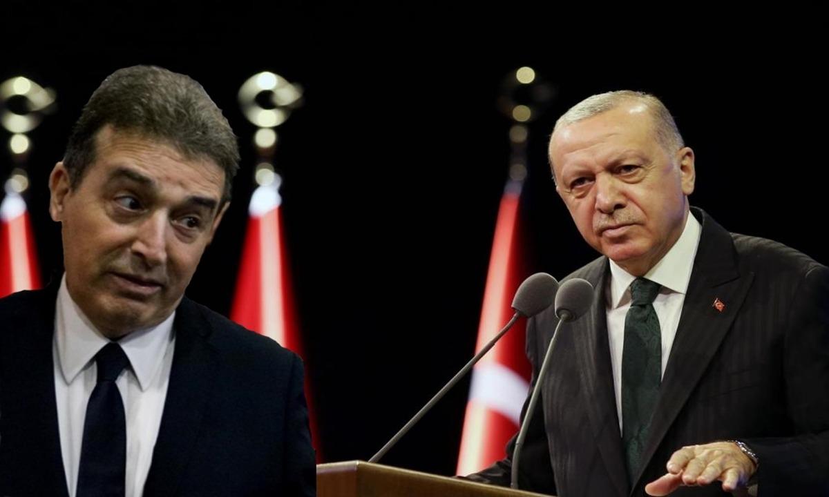 Η απόλυτη παράνοια: Τα 12 μίλια είναι «εθνικισμός» για τον Χρυσοχοΐδη, ενώ ο Ερντογάν πηγαίνει για… πικ-νικ στην Αμμόχωστο!