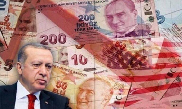 Τουρκία: Η λίρα κατέρρευσε-Ο Ερντογάν ψάχνει συγκρούσεις!