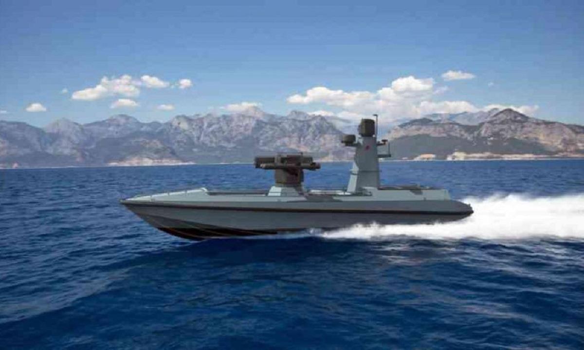 Δεν σεβάστηκαν ούτε την 28η Οκτωβρίου οι Τούρκοι: «Μη επανδρωμένα σκάφη θα ελέγχουν τη Γαλάζια Πατρίδα»