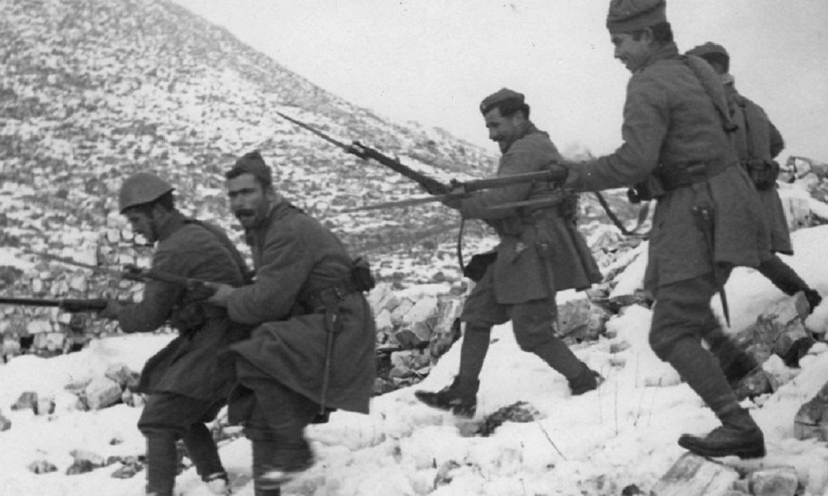 28 Οκτωβρίου 1940: Το ηρωικό «ΟΧΙ» της Ελλάδας στην Ιταλία