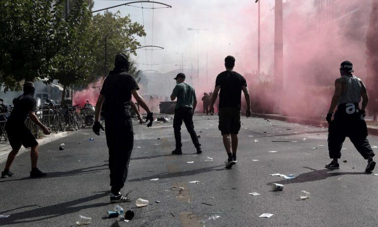 Λεωφόρος Αλεξάνδρας: Στη διάθεση των πολιτών και πάλι μετά τα επεισόδια στη δίκη της Χρυσής Αυγής (vid)