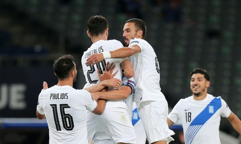 Ελλάδα – Μολδαβία 2-0: Τα γκολ και τα στιγμιότυπα της αναμέτρησης (vid)