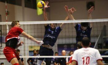 Ολυμπιακός Κηφισιά Volley League