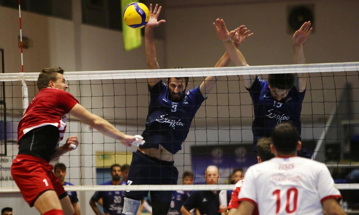 Volley league: Πρεμιέρα χωρίς εκπλήξεις (vids)